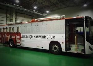 Otobüs Giydirme 3M IJ 180 Cast Folyo