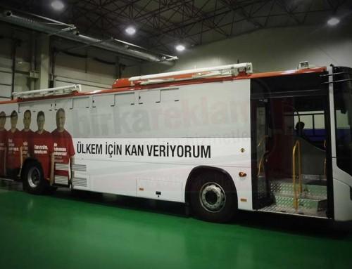 Otobüs Giydirme | KIZILAY
