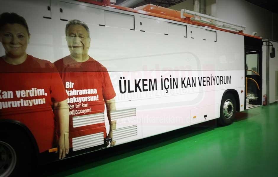 Otobüs Giydirme Fiyatları