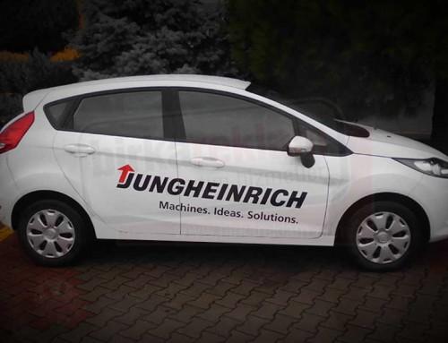 Araç Kapı Logosu | JUNGHEINRICH