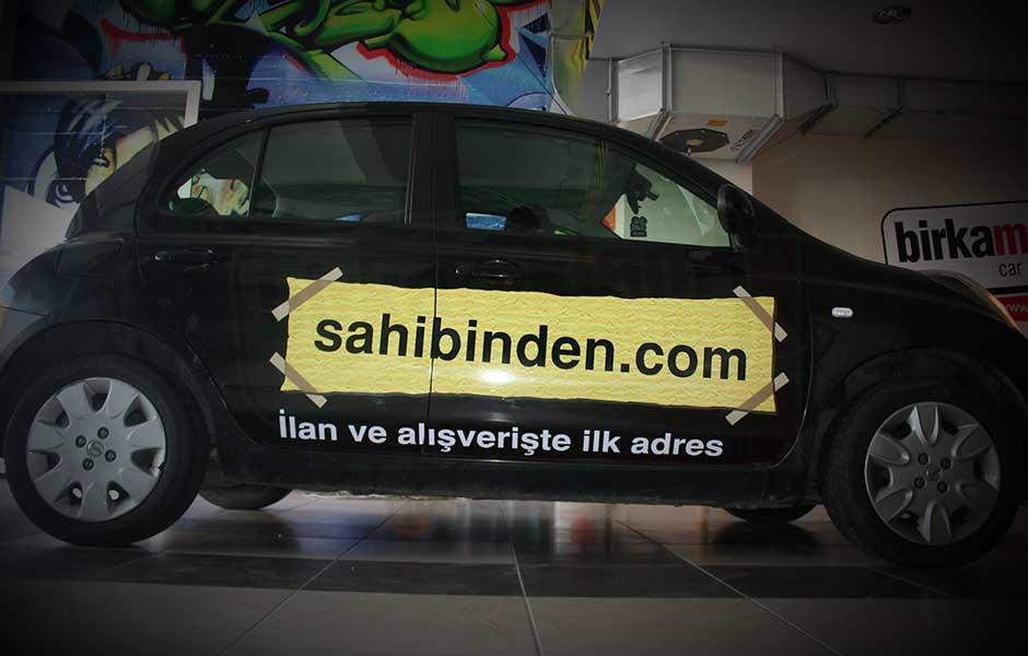 Araç Giydirme Kapı Logosu_2 Sahibinden com