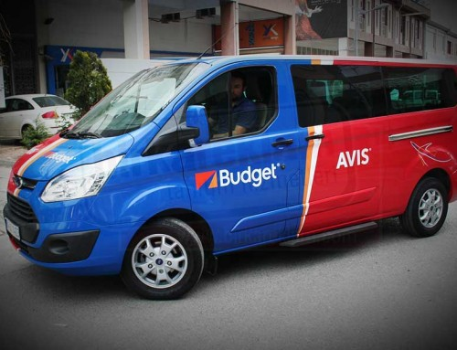 Komple Araç Giydirme | AVIS-BUDGET