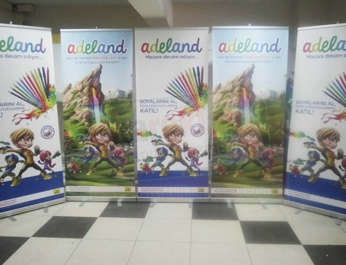 Roll up Banner | Adeland