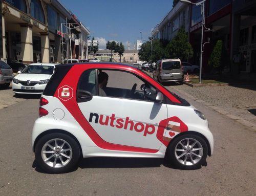 Nutshop Araç Giydirme