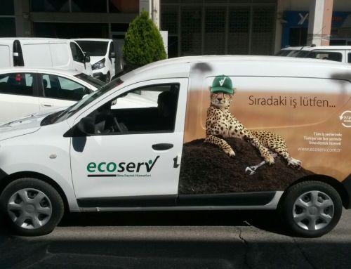 Ecoserv Araç Giydirme, Tabela, Cephe Giydirme