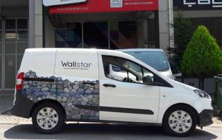 Araç Giydirme Wall Star