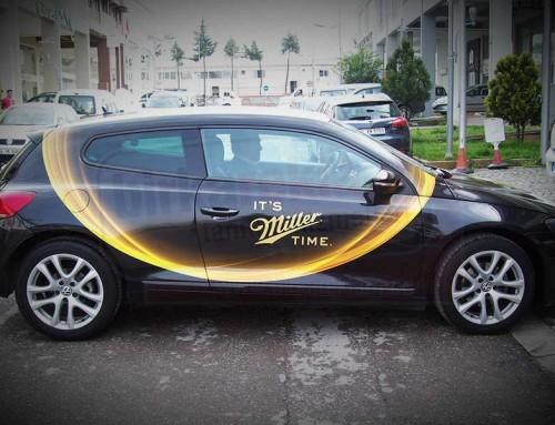 Bölgesel Araç Giydirme | MILLER