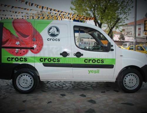 Bölgesel Araç Giydirme | Yeşil Kundura