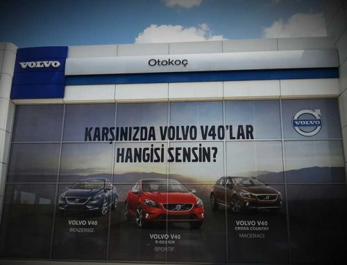 One Way Vision | VOLVO