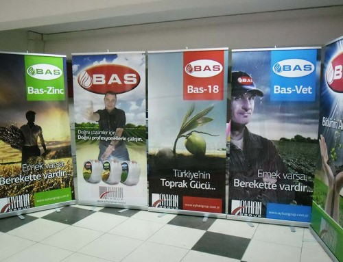 Roll up Banner | BAS