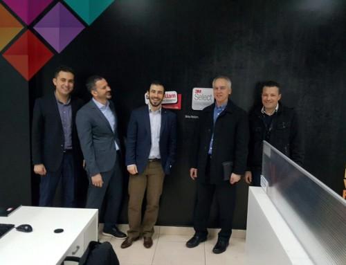3M Amerika ve 3M Türkiye'nin Firmamıza Ziyareti