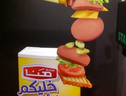 Amana Foods Display Ürünler