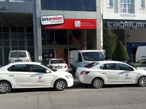 Araç Giydirme İstanbul, Araç Giydirme Ümraniye