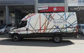 Araç Giydirme İstanbul-Ümraniye