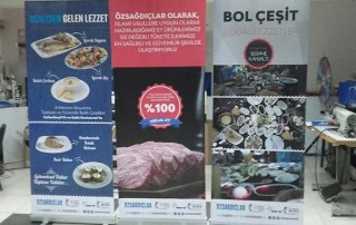 Roll-up Banner İstanbul