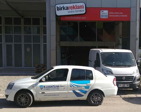 araç giydirme Ataşehir