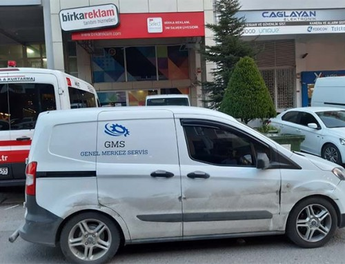 GMS GENEL MERKEZ SERVİS
