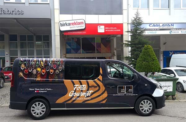 bölgesel araç giydirme İstanbul