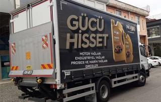 araç giydirme, araç kaplama İstanbul